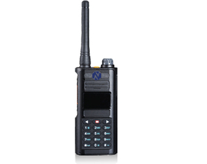 Ad-hoc Digital Two Way Portable Millitary Radios
